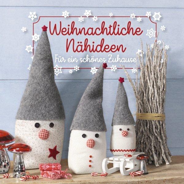 Großhandel Weihnachtliche Nähideen