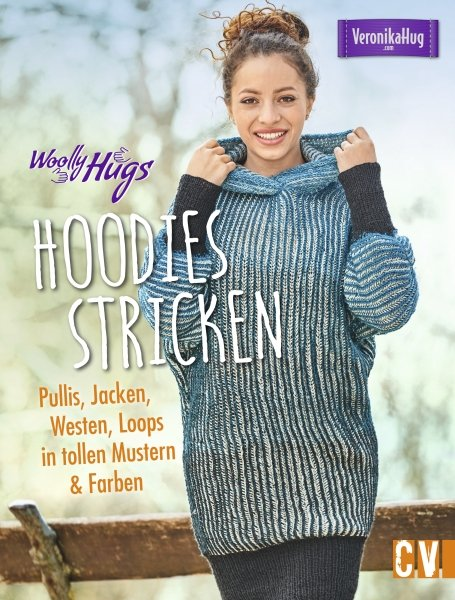 Wholesale Woolly Hugs Hoodies stricken