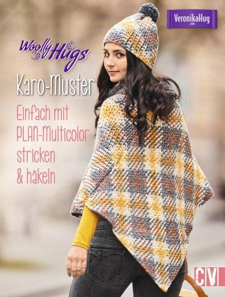 Wholesale Woolly Hugs Karo-Muster