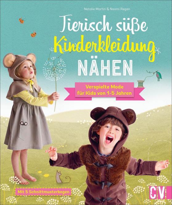 Großhandel Tierisch süße Kinderkleidung nähen