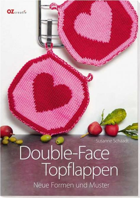 Großhandel Double-Face Topflappen Neue Formen und Muster