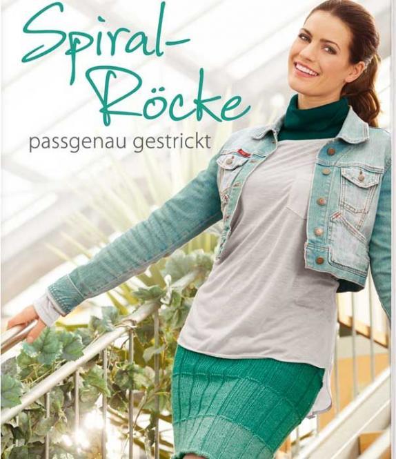 Großhandel Spiral Röcke passgenau gestrickt
