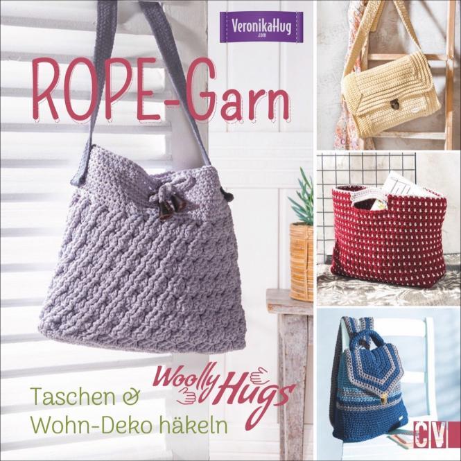 Großhandel Wolly Hugs ROPE-Garn