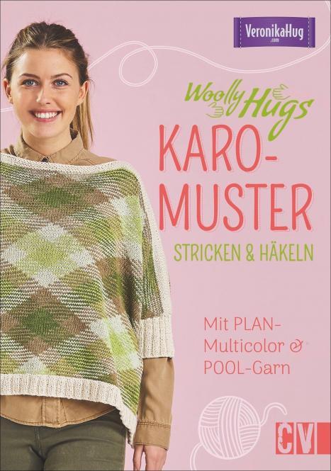 Wholesale Woolly Hugs Karo-Muster stricken & häkeln