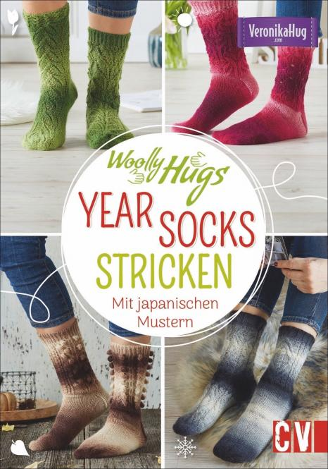 Wholesale Woolly Hugs YEAR-Socks stricken