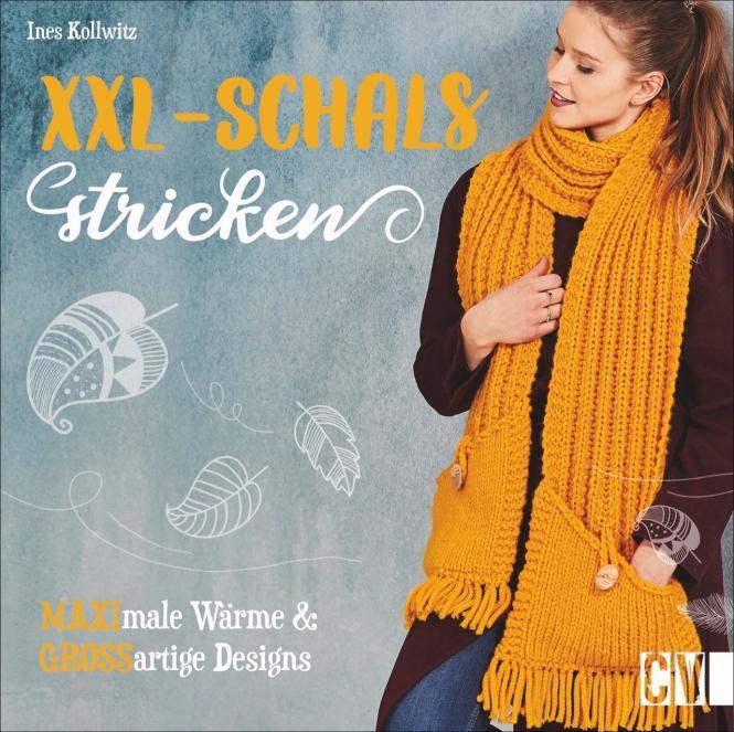 Wholesale XXL-Schals stricken