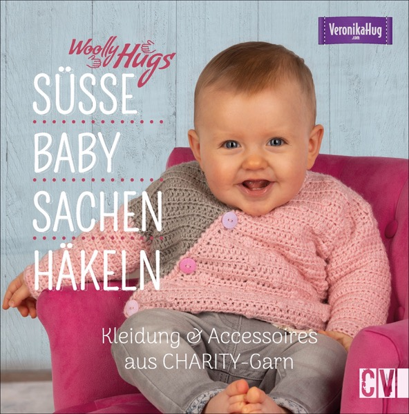 Wholesale Woolly Hugs Süße Baby-Sachen häkeln