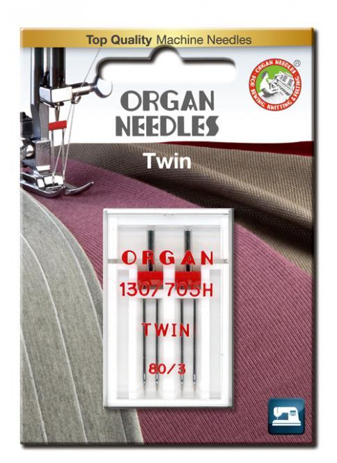 Großhandel Organ 130/705 H Twin a2 st. 080/3.0 Blister