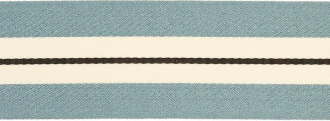 Großhandel Band 40mm gestreift