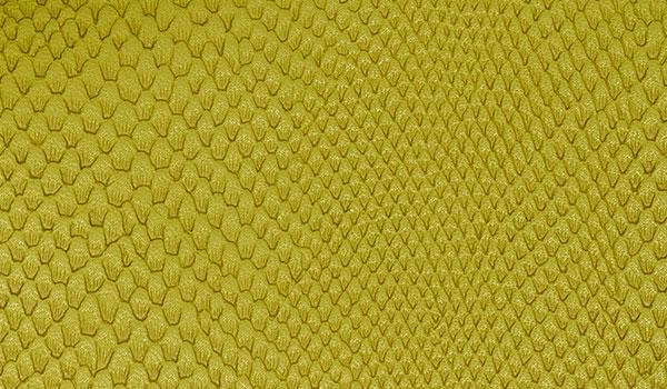 Großhandel Kunstleder-Zuschnitt Leguan Grün 66x45cm