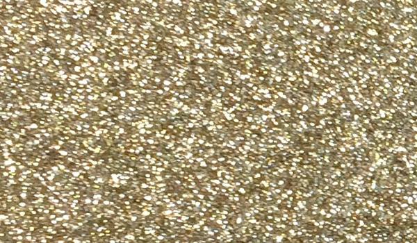 Großhandel Glitzerstoff-Zuschnitt Gold 66x45cm