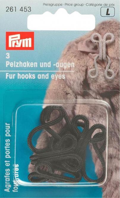 Wholesale Fur hooks & eyes