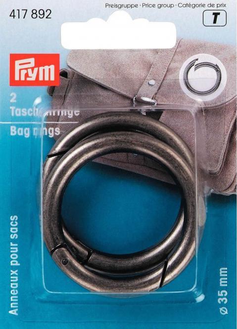 Großhandel Taschenringe 35 mm