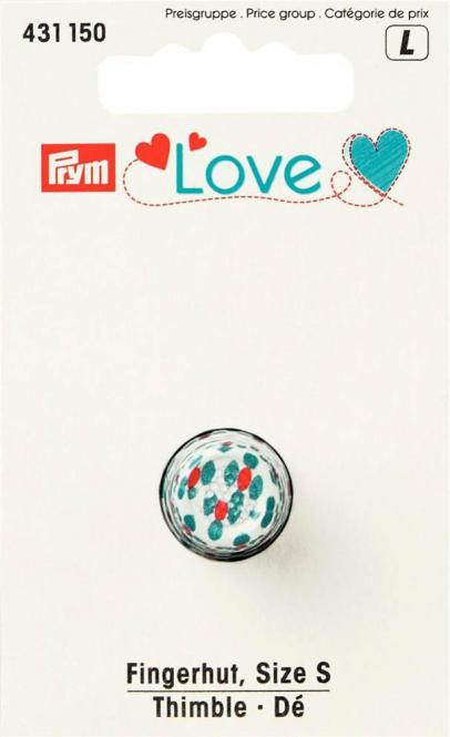 Großhandel Prym Love Fingerhut S