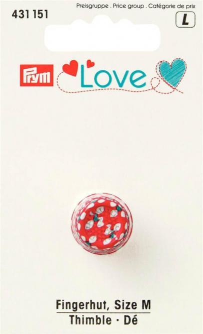 Großhandel Prym Love Fingerhut M