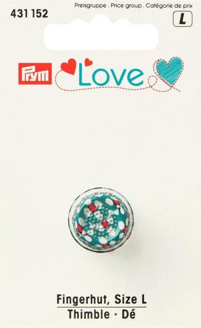 Großhandel Prym Love Fingerhut L