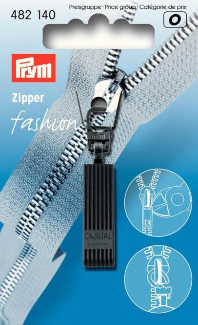Großhandel Fashion-Zipper Casual schwarz
