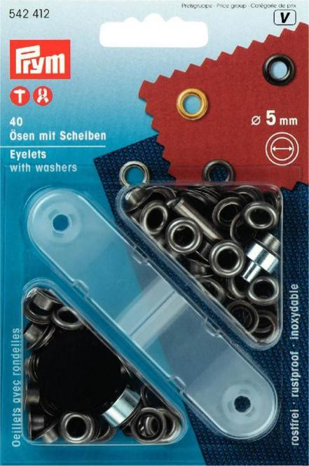 Wholesale Eyelets/washers 5,0mm