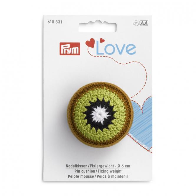 Großhandel Prym Love Nadelkissen / Fixiergewicht kiwi