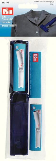 Wholesale Lint roller Mini with 2 replace. rollers