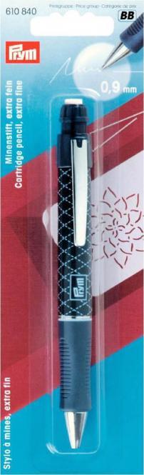 Wholesale Cartridge pencil w.2 cartr. 0.9mm wht