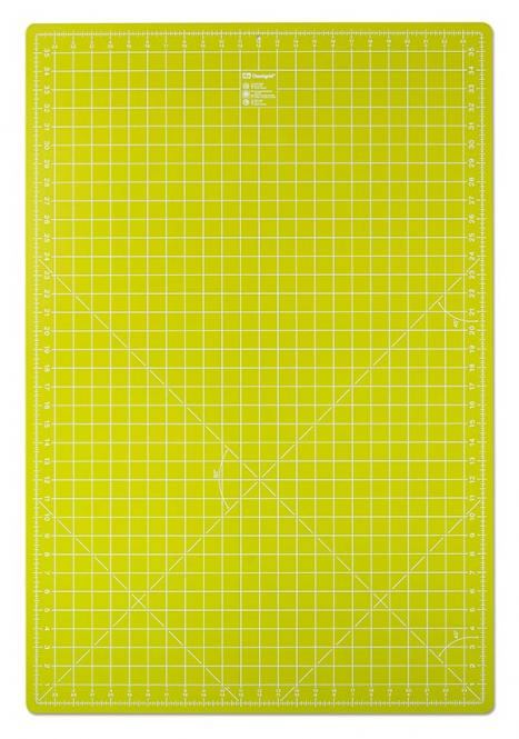 Wholesale cutting mat 60x90cm cm/inch light green