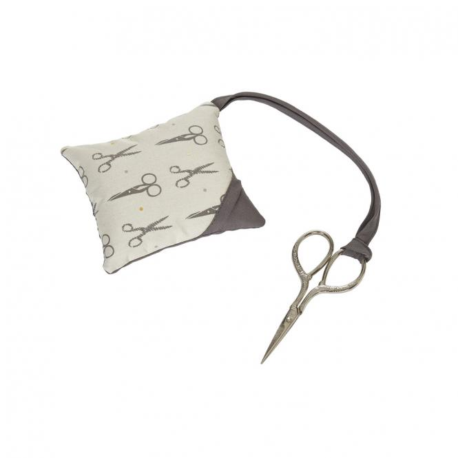 Wholesale needle pillow scissor with scissor