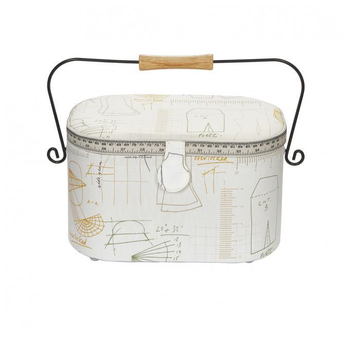 Wholesale sewing basket L Studio