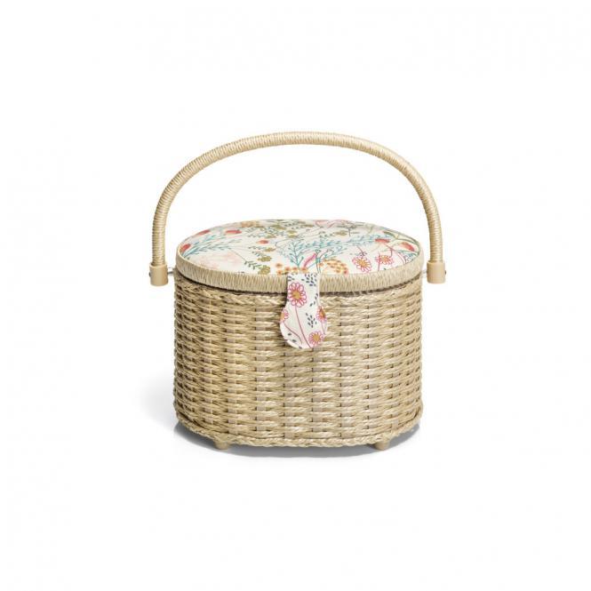 Wholesale Sewing basket M Meadow