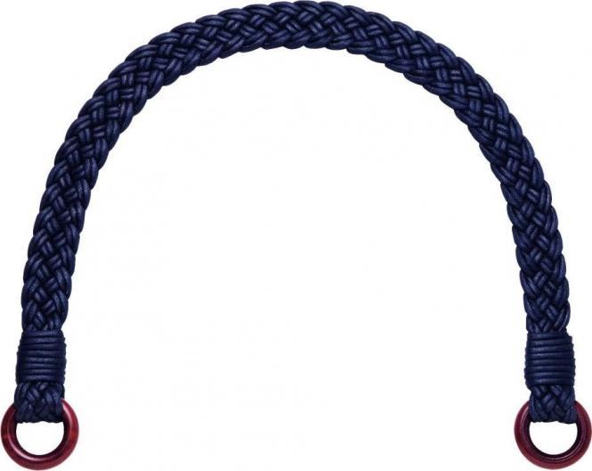 Wholesale Bag handles Claudia blue 2pc