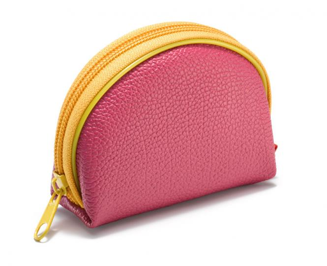 Großhandel Travel Box Nähset M - pink/gelb