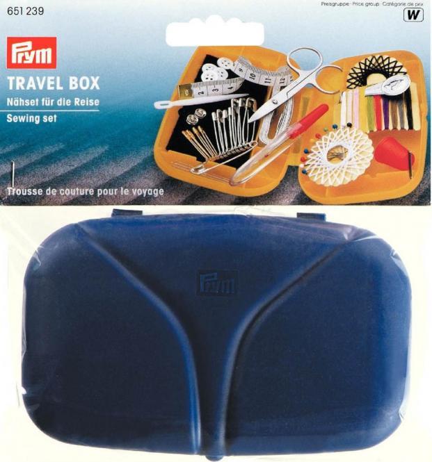 Wholesale Travel box M, sewing set