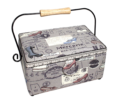 Wholesale Sewing basket Cotton Mercerie