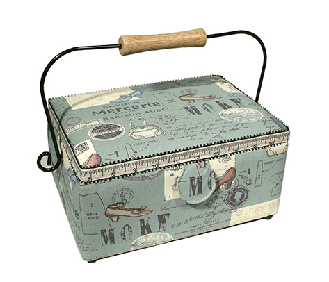 Wholesale Sewing basket Mercerie