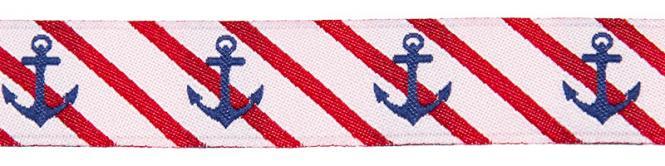 Wholesale woven ribbon anchor