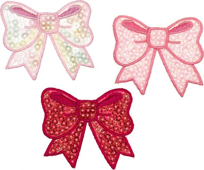 Wholesale Motif Assortment 3x2 bow