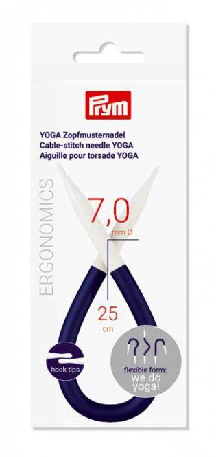 Großhandel Zopfmusternadel Yoga 7,0 mm