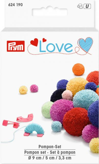 Wholesale Prym Love Pompon Set