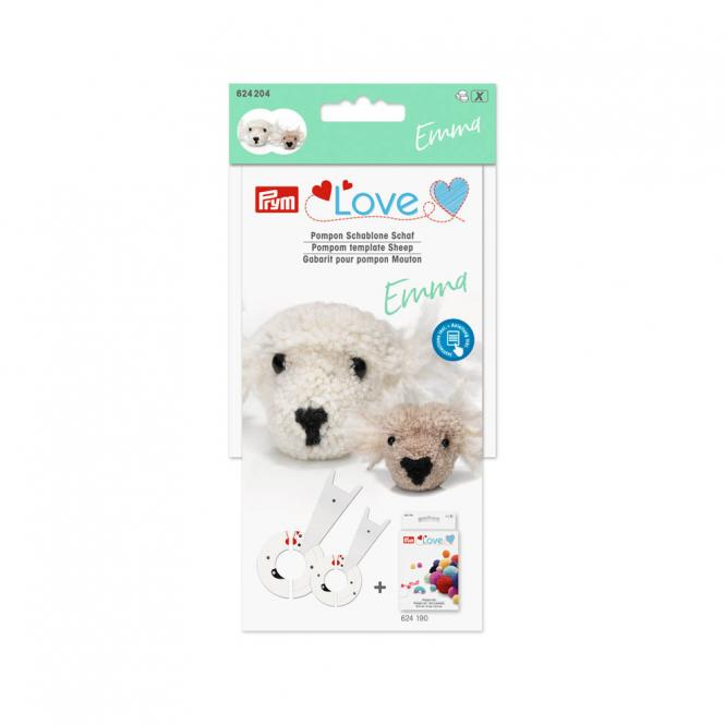 Wholesale Prym Love Pompon model sheep Emma
