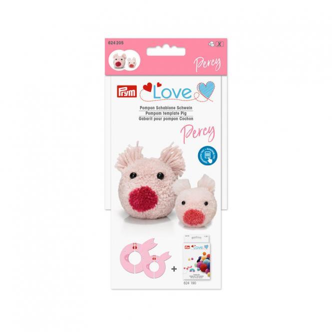 Wholesale Prym Love Pompon model pig Percy