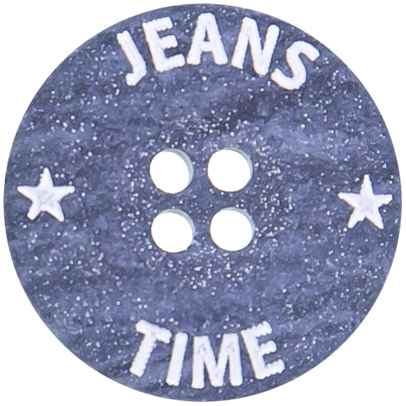 Wholesale Button 4-hole JEANS TIME