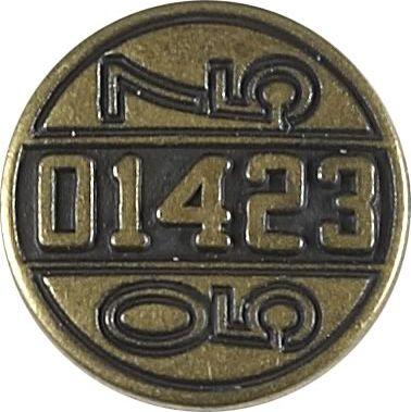 Großhandel Knopf Ösen Metall 17mm