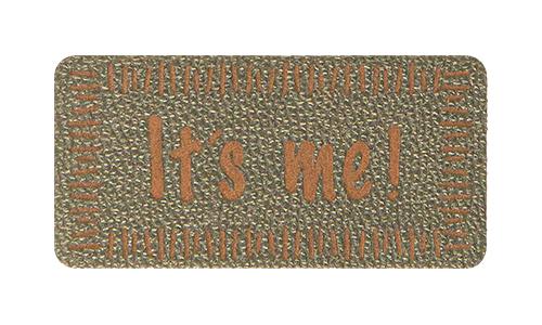 Wholesale Motif It's me! Silvergrey