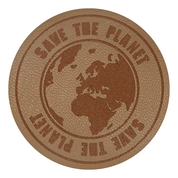 Wholesale Motif Save the Planet beige