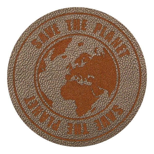 Wholesale Motiv Save the Planet Silvergrey