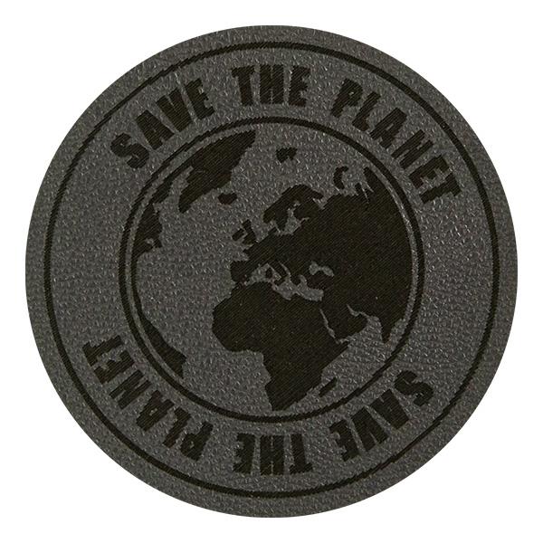 Wholesale Motif Save the Planet Grey
