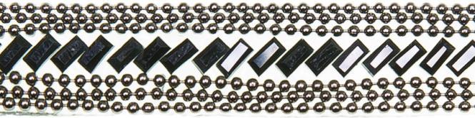 Großhandel Strass-/Glitterborte zum Aufbügeln 13mm