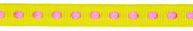 Großhandel Ripsband Dots 10mm