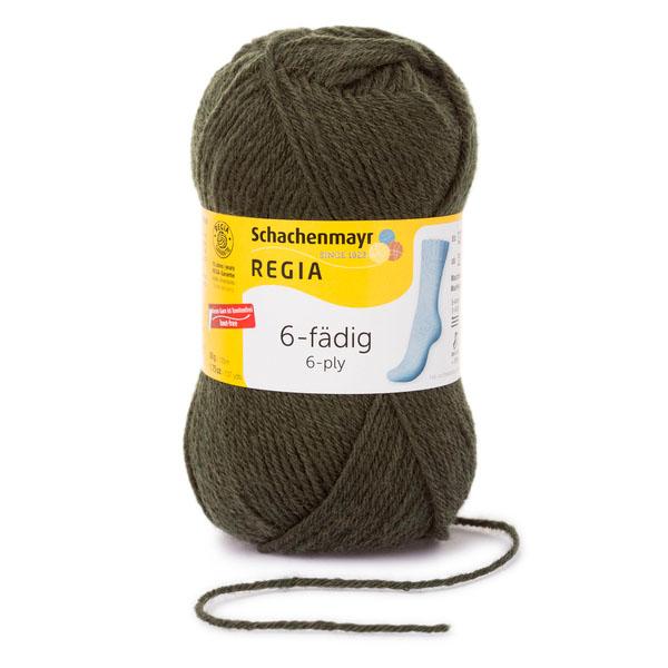 Großhandel Regia 6-fädig 50g
