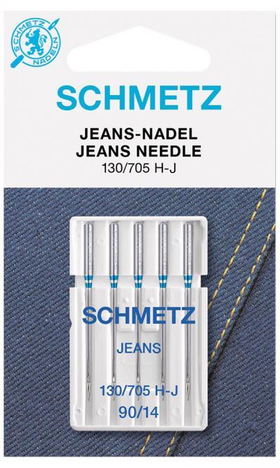 Großhandel Nähmaschinennadeln 130/705 Jeans 90